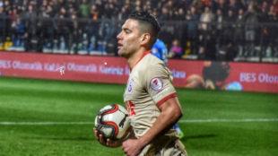 Falcao García sigue recuperándose de la lesión que lo dejó fuera...