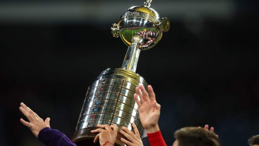 La Copa Libertadores de América en Madrid.