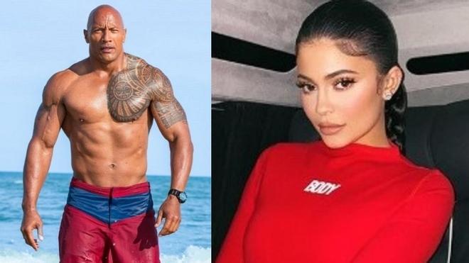 Dwayne Johnson destrona a Kylie Jenner como el mejor pago en Instagram