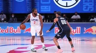 Clippers ante Magic en el reinicio de la NBA.