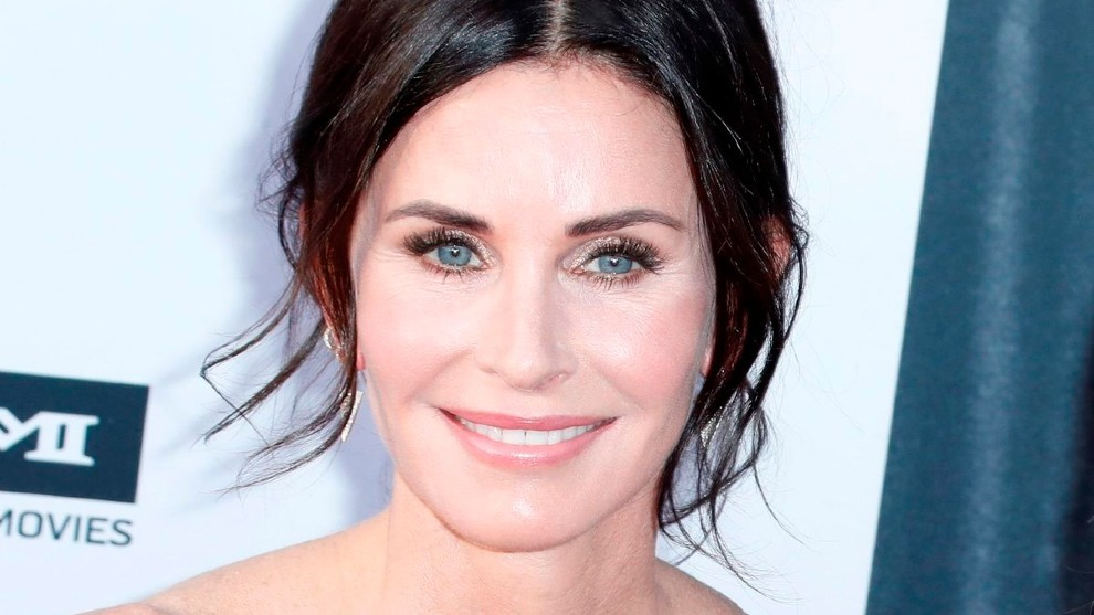 "Courteney Cox estará en el regreso de ""Scream"""