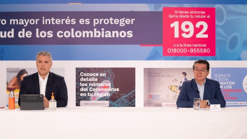 En Colombia la vacuna contra Covid-19  sería gratis