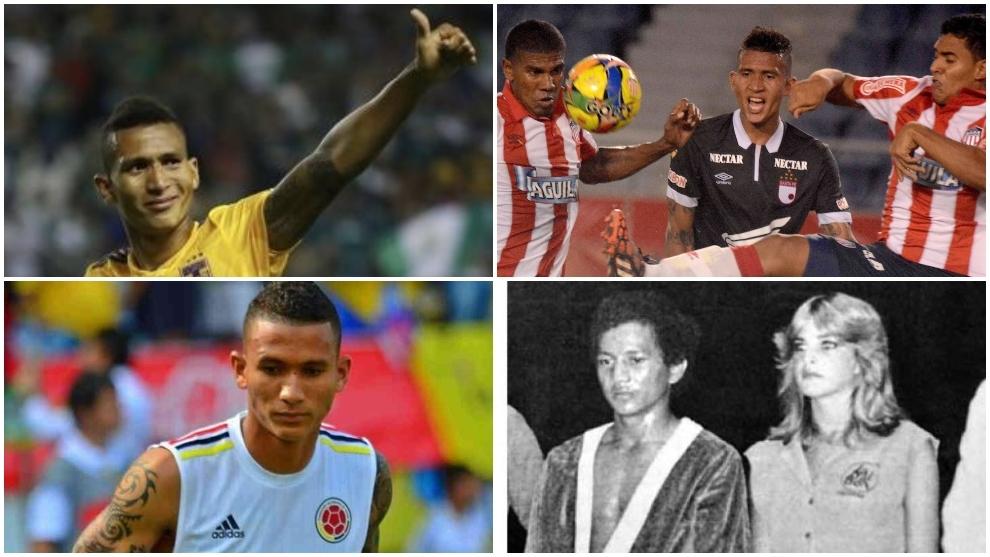 Francisco Meza, en varias etapas de su vida.