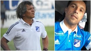 Alberto Gamero y Gabriel Fernández.