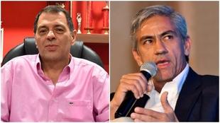 Tulio Gómez y Marco Caicedo.