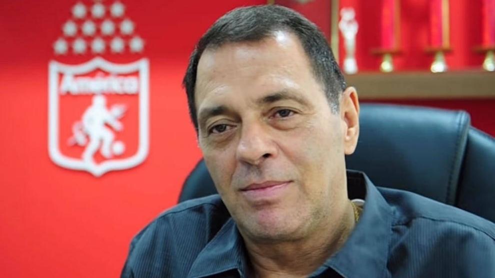Tulio Gómez, máximo accionista de América de Cali.