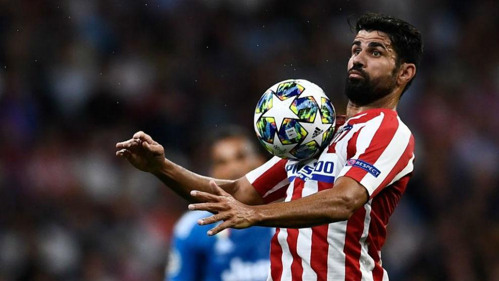 Sin lesiones musculares y recuperado, comandará el ataque del Atlético.