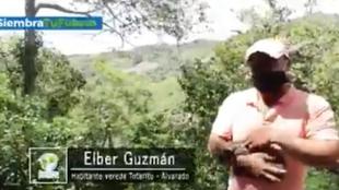 Puma era alimentado por un campesino colombiano