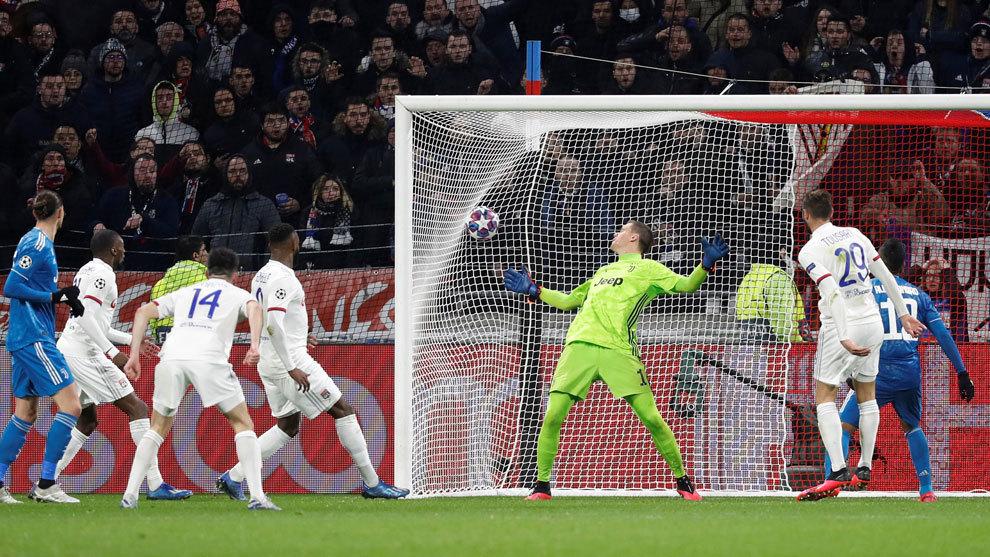 Juventus vs Lyon: Posibles formaciones