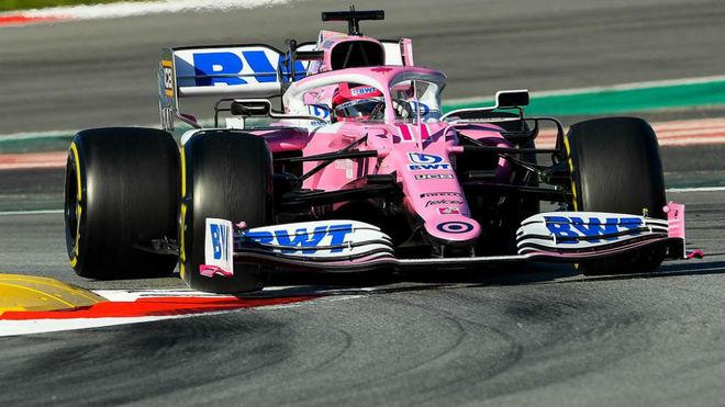 La FIA sancionó al equipo Racing Point por copiar los conductos de...