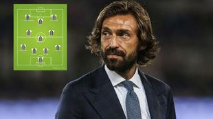 Andrea Pirlo y su posible esquema de juego como entrenador de la...