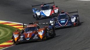 La competencia de las 24 Horas de Le Mans en 2019.