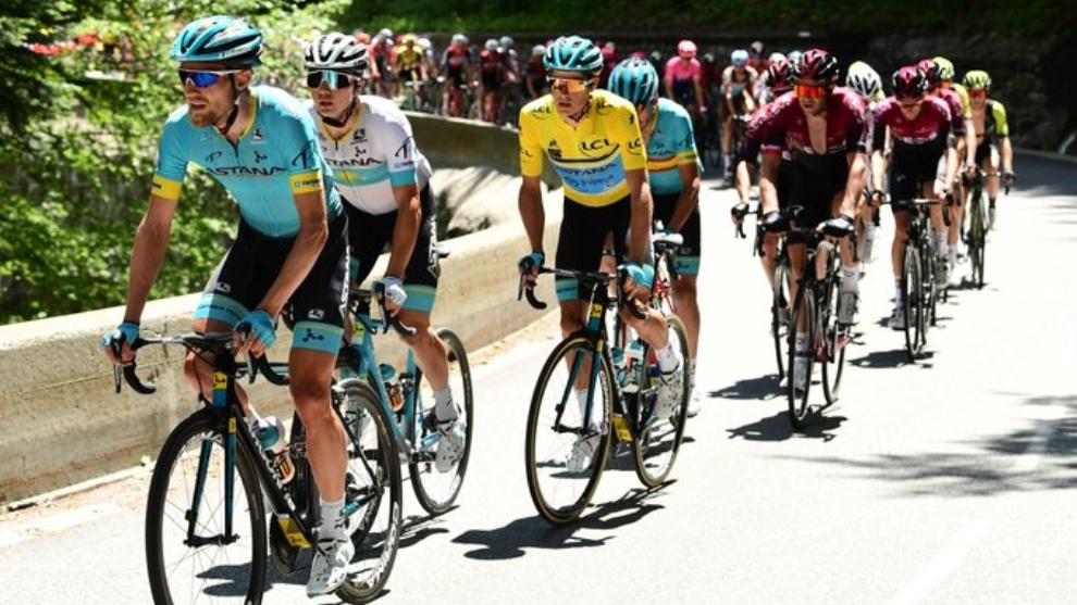 La edición 72 de la Critérium Dauphiné se correrá entre el 12 y 16...