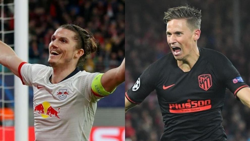 Leipzig vs Atlético de Madrid: Alineaciones confirmadas