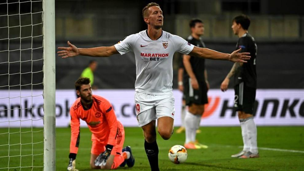 El Sevilla consigue otra final europea y saca del camino al ...