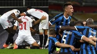 Final Europa League 2020: Sevilla vs Inter de Milan en Colonia;...
