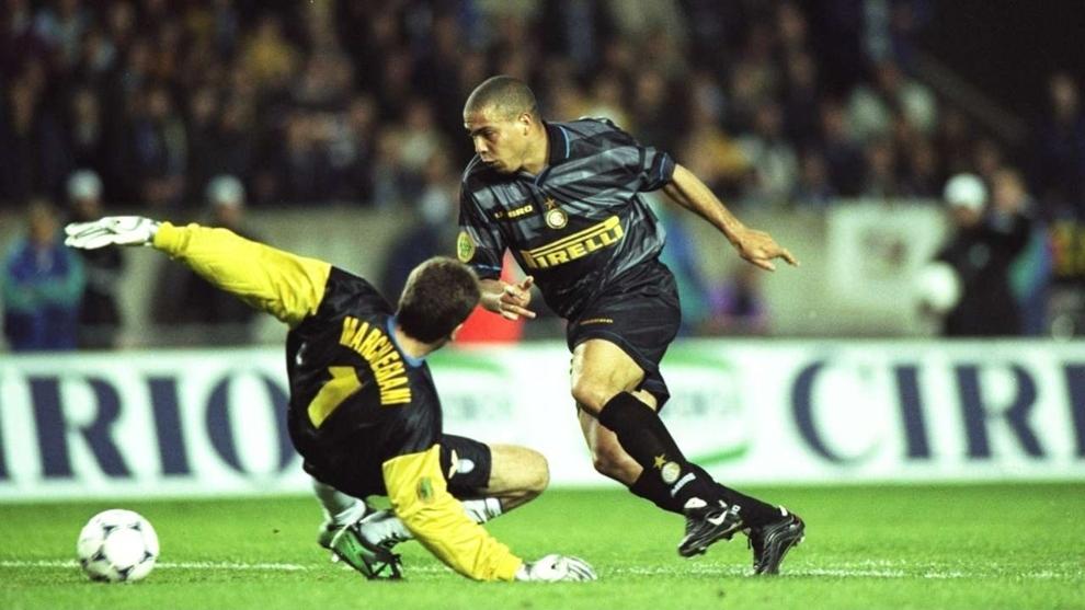 El golazo de Ronaldo. El momento que deja en el camino a  Luca...