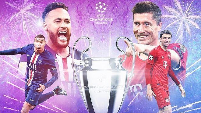 PSG vs Bayern Munich: A qué hora es la final de la champions 2020