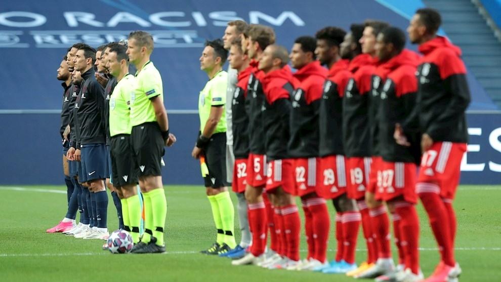 Champions League Hoy Bayern Y PSG Dominan El Once Ideal