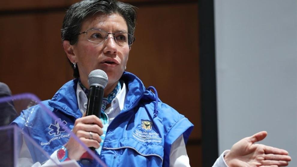 Bogotá empieza la nueva realidad en medio de la covid