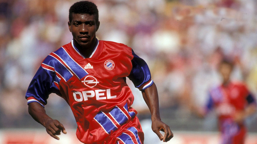 Adolfo Vlencia, en su paso por el Bayern Múnich.
