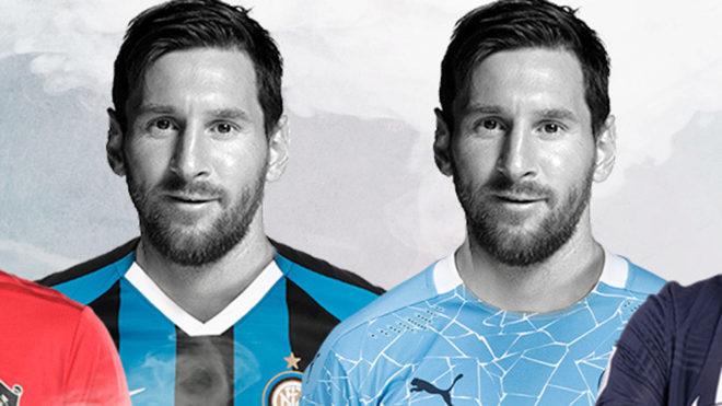 En el Inter aún no se apartan de la puja por Leo Messi.
