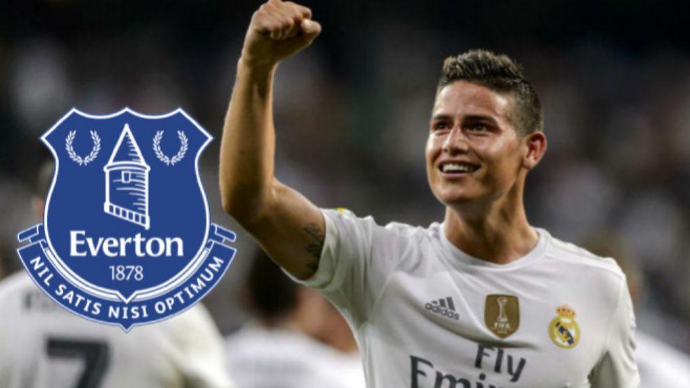 Breve historia del Everton, el 'nuevo' equipo de James