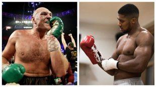 Fury y Joshua, el combate esperado por todos.