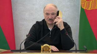 Deportistas bielorrusos exigen que convoque nuevas elecciones