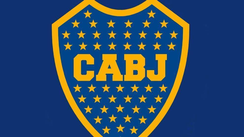 Escudo de Boca Juniors.