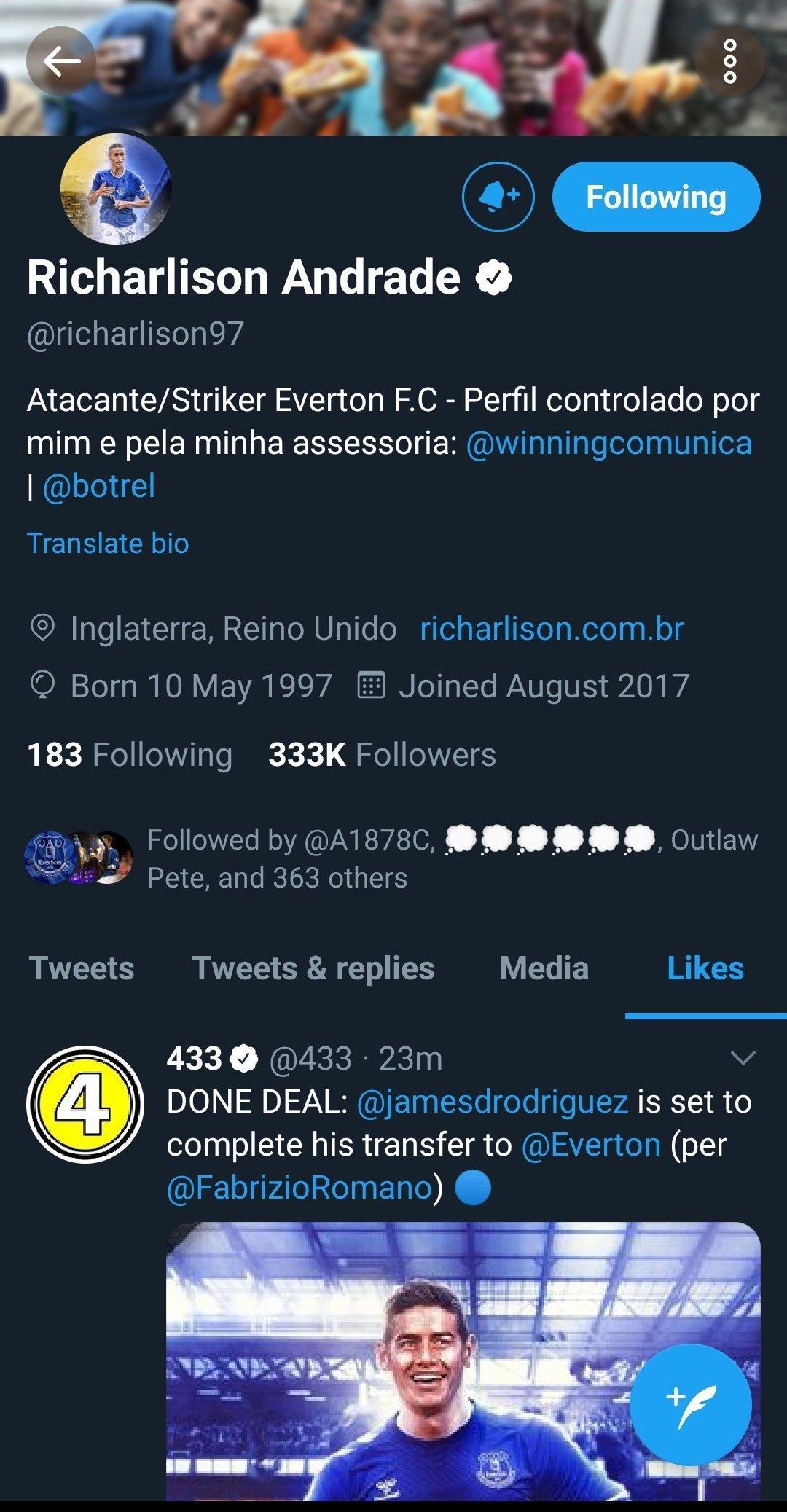 Mercado de Fichajes: James Rodríguez al Everton: Últimas noticias del fichaje en vivo y toda la información al momento 5
