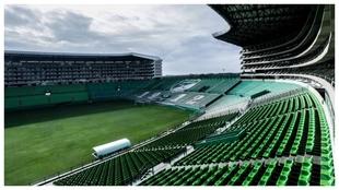 Estadio Deportivo Cali.