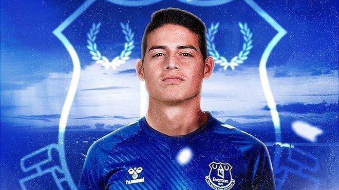 ¿Cuándo harán oficial el traspaso de James al Everton? Noticias en...