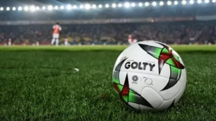 Balón de la Liga BetPlay Dimayor.