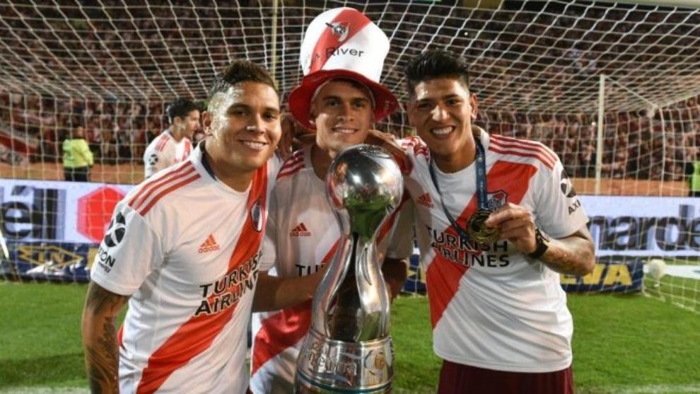 JuanFer Quintero ya se fue, Borré y Carrascal podrían ser los...