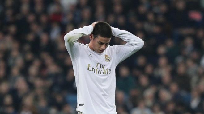 James Rodríguez se queda sin torneos internacional al fichar por el...