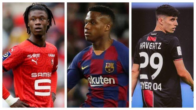¿Cuánto costarán las nuevas promesas del fútbol mundial?