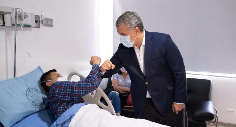 Covid-19 Colombia: Coronavirus y protestas hoy 11 de septiembre: noticias en vivo, muertes por Covid-19 y caso Ordóñez 11