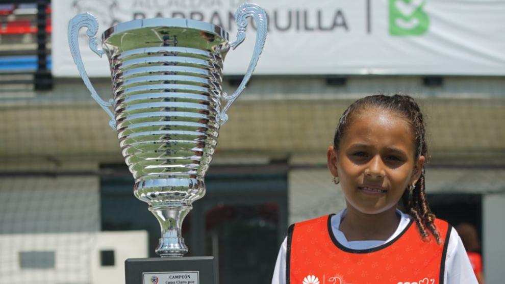 986 participantes en la primera jornada de la Copa Claro por Colombia...