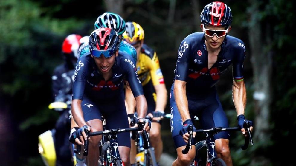 Tour de Francia: Egan Bernal sufre y Kamna gana la etapa 16