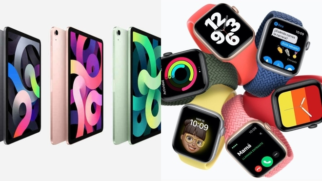 Conoce los nuevos productos que Apple presentó, a la espera del...