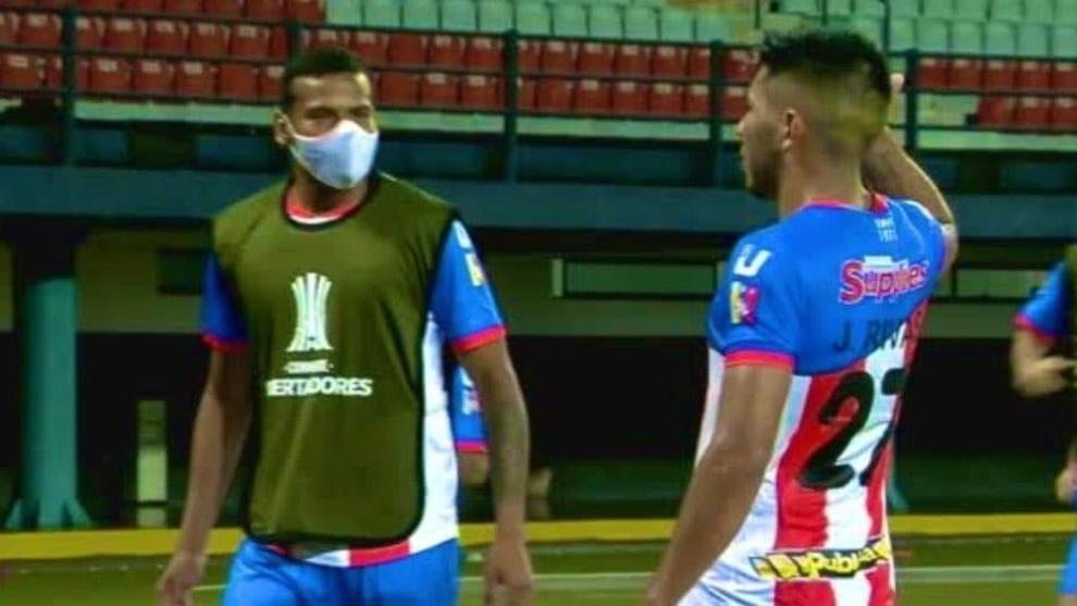 Importate triunfo qeu les da vida en la Libertadores.