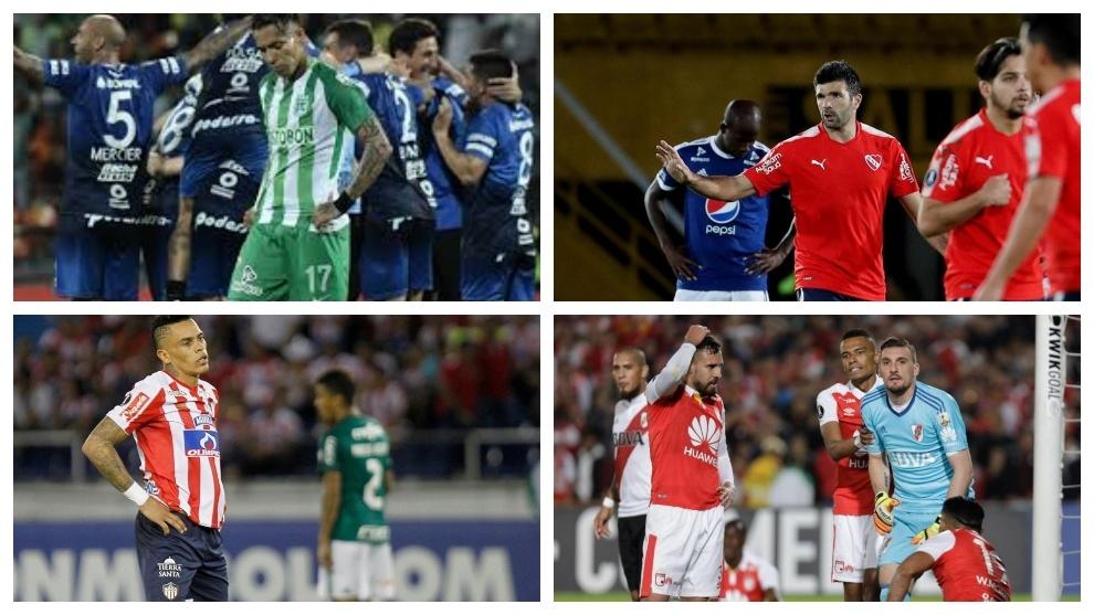 El fracaso de Colombia en las últimas ediciones de la Copa...