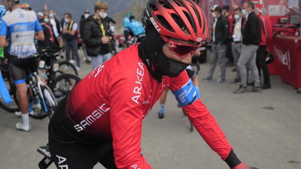 Tour de Francia: Nairo Quintana quiere llegar a París junto a su...