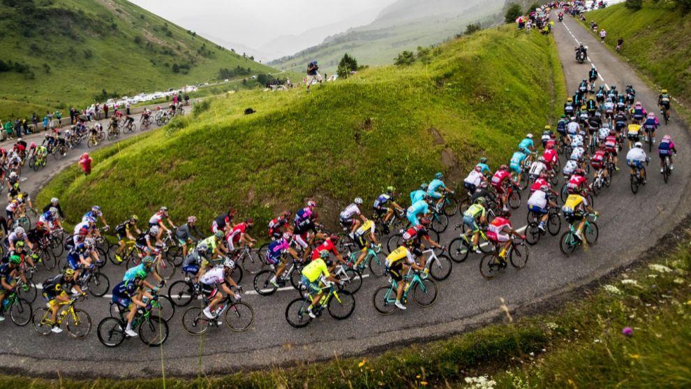 El ascenso que decidirá el Tour de France 2020.