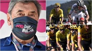 Tour de Francia: Merckx critica al Jumbo