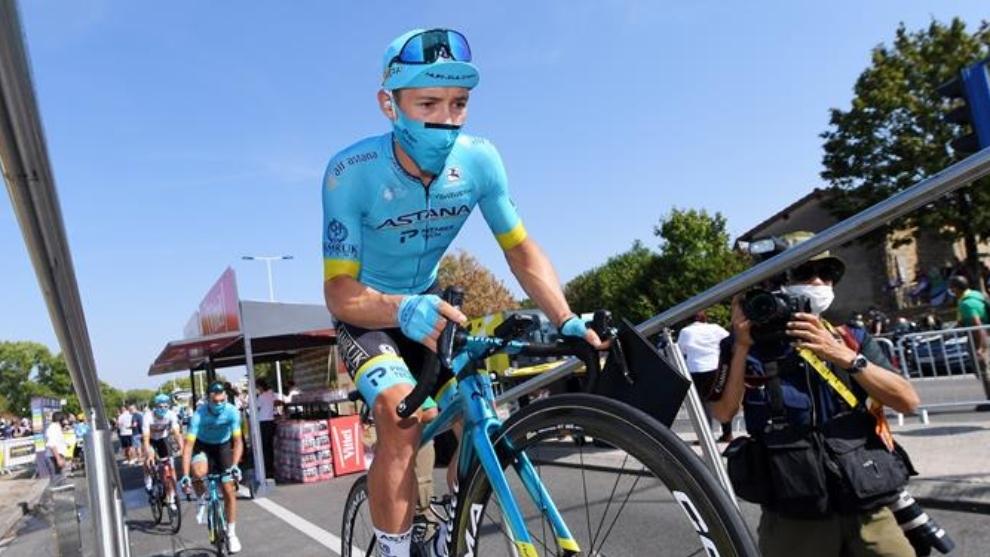 Tour de Francia: 'Supermán' López en su debut en la carrera