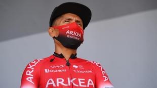 Nairo Quintana no estará en el Mundial de Ciclismo