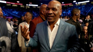 """Mike Tyson quiere pelear contra Anthony Joshua: """"Sería..."""