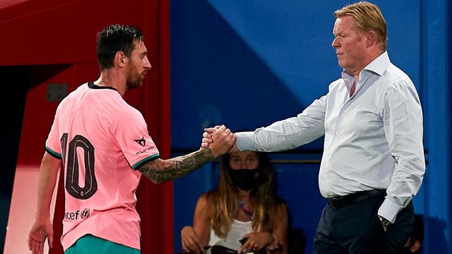 Barcelona: Messi rompió el silencio tras su intento frustrado de salida